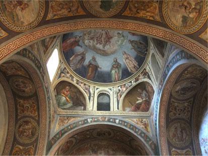 Cupola del Sacello
