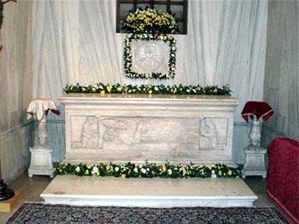 Il sarcofago di S. Prosdocimo
