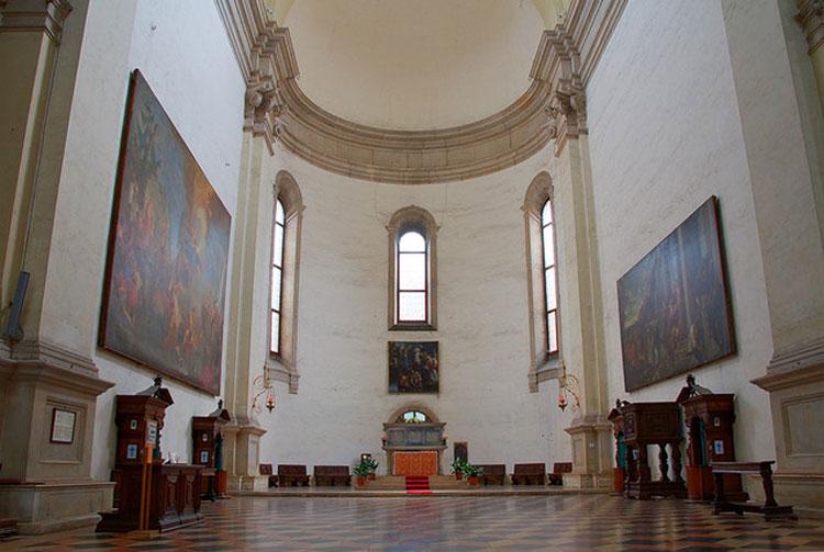 Altare di S. Mattia