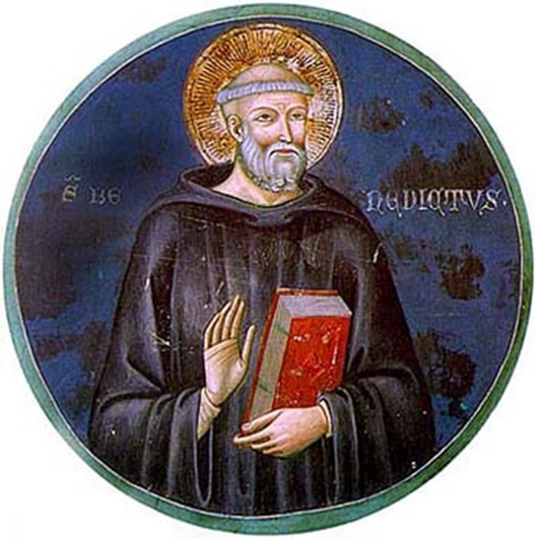 immagine san Benedetto
