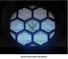 La luce di Santa Giustina: una finestra su Prato della Valle. Recupero delle vetrate della Basilica